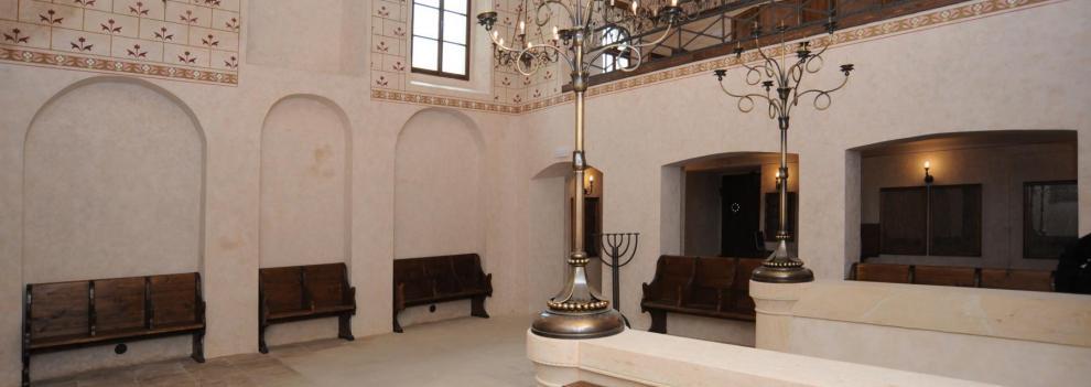 Židovská synagoga v Turnově